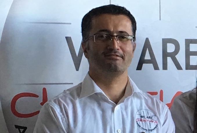 Dr. Josef Tozman, Vorstandsmitglied und Mitgründer des aramäischen Hilfswerk, We Are Christians - Aramaic Charity Organization e.V.