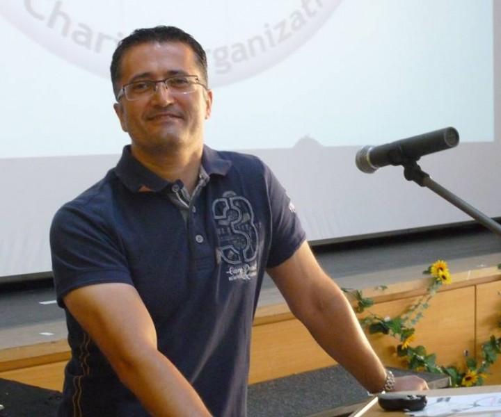 Josef Tozman, Vorstandsmitglied - We Are Christians - Aramaic Charity Organization e.V.